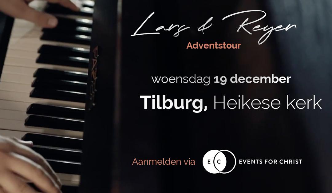 Adventstour – Reyer & Lars Gerfen – Tilburg