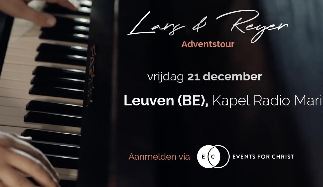 Adventstour – Reyer & Lars Gerfen – Leuven