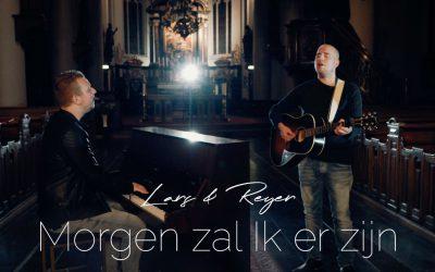 Reyer en Lars Gerfen samen op Adventstour