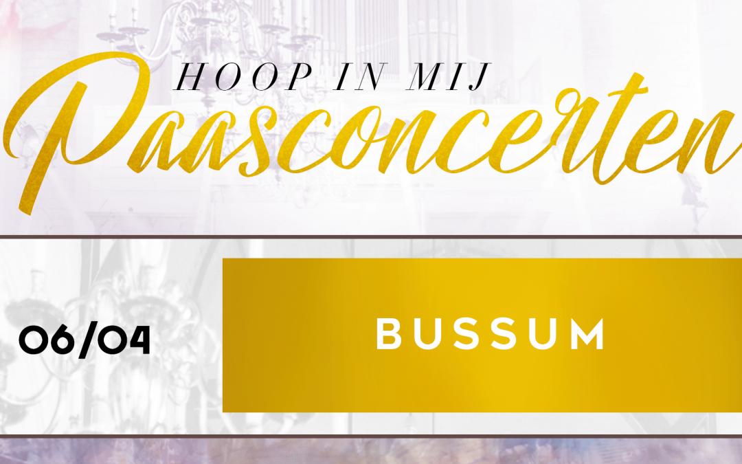 Hoop in mij Paastour – Bussum