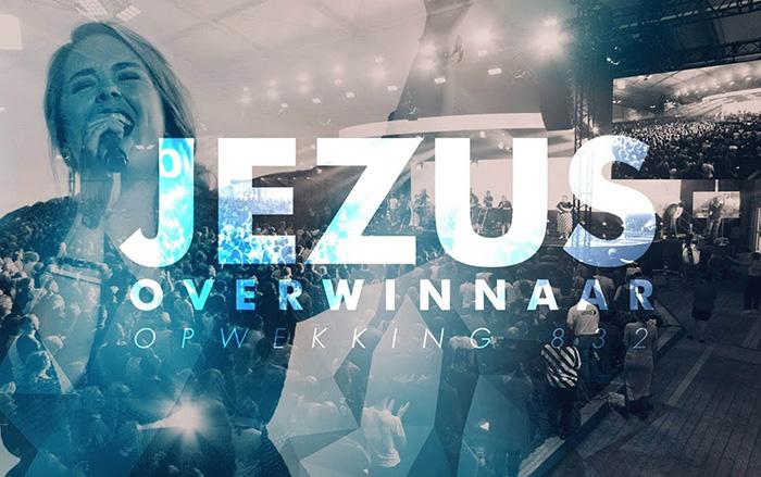 'Jezus Overwinnaar' alsnog in de Opwekking bundel!