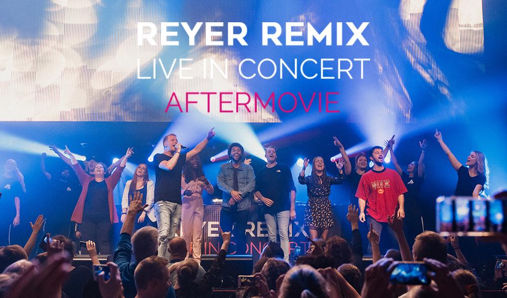 Reyer Remix Live AFTERMOVIE