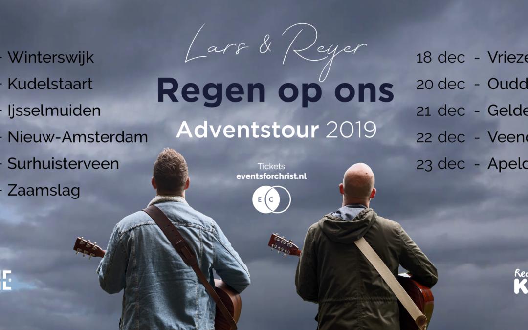 Reyer & Lars Gerfen | Adventstour 2019 | Apeldoorn